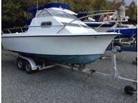 16ft Scorpio Boat