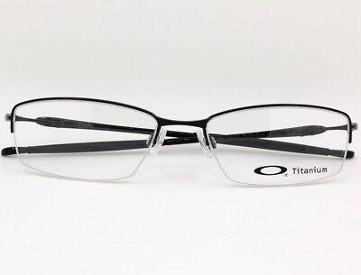New Eyeglasses Eyewear Titanium Glasses Frame TRANSISTOR Fashion Black 22-215