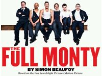The Full Monty Show in Cardiff Millennium Centre