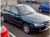 Peugeot 306 1.6 Meridian