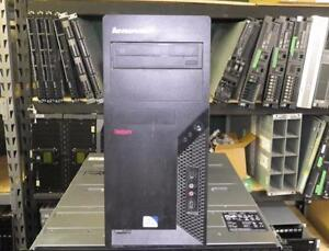 Lenovo ThinkCentre A36 Tower Computer / PC Intel dual-core 2.60GHz CPU 2GB RAM 160GB HDD