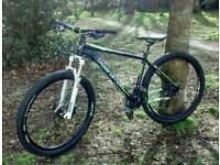 Boardman Mountain Bike 29er 30 speed good condition