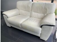 2 x 2 Seater Sofas - great for rental property or student house