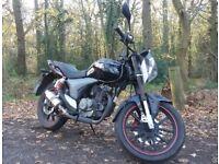 KSR moto code 125cc - needs work