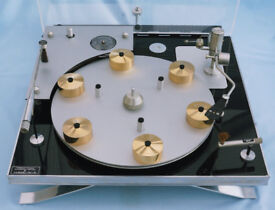 MICHELL REFERENCE HYDRAULIC TRANSCRIPTION TURNTABLE