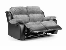Sofa - 2 seater recliner