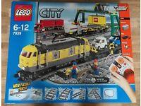LEGO City 7939 Cargo Train Brand New Sealed Retired Set