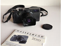 Hasselblad Xpan 35mm panoramic rangefinder camera