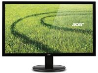 Acer 21.5 HD Monitor - Unused in original packaging with 2 year manufacturer guarantee