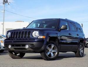 Jeep Patriot High Altitude 4X4 2016 CUIR/TOIT