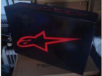Alpinestars S-MX 6 motorcycle boots BRAND NEW BARGAIN 7.5