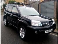 2006 Nissan X-Trail 2.2 dCi Columbia 5dr FULL NISSAN HISTORY WARRANTY (t-z awesome-cars)