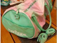 Smiggle 2in1 Pastel Weekend Bag