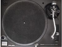 DJ lessons / Learn to mix with vinyl