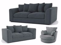 SPECIAL OFFER dylan 3 And 2 seaters corner sofa