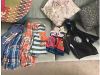 Boys 5-6 bundle in Boden, joules & Exeter chiefs hoodie