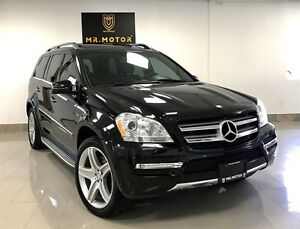 2012 Mercedes-Benz GL-Class NAVI,BLINDSPOT,7PASS,MOONROOF,7PASS,