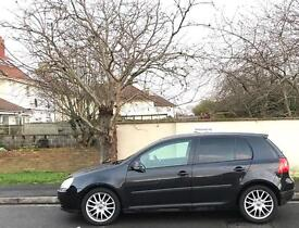 Mk5 golf 1.9 GT TDI for sale 1300