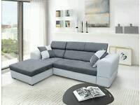 New Comfy Corner Sofa Bed