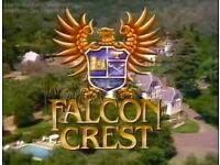 FALCON CREST - THE ENTIRE TV SERIES - SEASONS 1-9 ON DVD-R