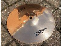 Zildjian 10 inch XZT Splash Crash Cymbal - Now sold - other items available