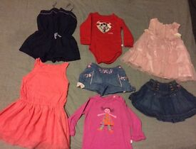 Girls Outfit Bundle Age 12-24 months 2 - In great condition