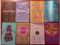 Books - Jane Green Novels