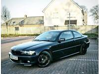 2005 Bmw 330ci M sport Manual coupe