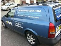 WINDOWS,DOORS,LOCKS, GLASS REPAIRS AND FITTING BY THE WINDOW AND DOOR FIXER, (please read full add)