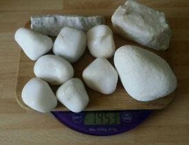 White BiOrb Fish Tank rocks / stones **1.5kg**
