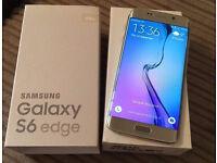 samsung galaxy s6 edge 32gb gold all networks