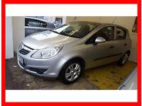 DIESEL -- 2007 Vauxhall Corsa 1.3 CDTi Breeze -- 5 Door -- Diesel --Part Exchange OK -Good Condition