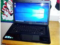 Compaq CQ58 laptop - Windows 10 & KODI