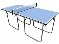 Butterfly Starter Table Tennis Ping Pong table 6ft x 3ft (Brand New In Box)