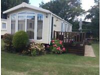BOGNOR REGIS SUSSEX LUXURY PLATINUM STATIC CARAVAN MOBILE HOME HOLIDAY SEPTEMBER & OCTOBER DATES