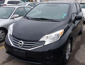 2014 Nissan Versa Note 1.6 SV, Back Up Cam, Bluetooth, $40/Wk!
