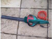 Bosch AHS 480 – Z4T mains Hedge cutter, 550W, 480mm cut