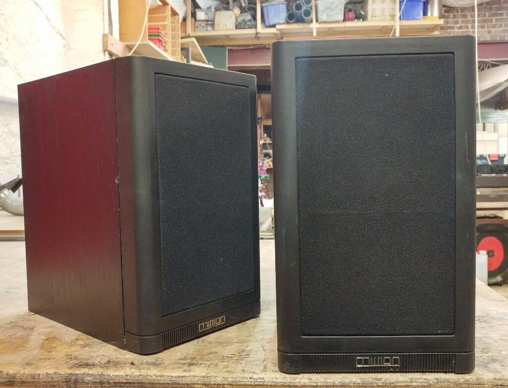 Mission 780SE Bookshelf Speakers