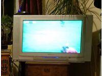 "Free TV 32"": Large back: Working"