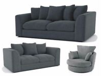 BRAND NEW BARCELONA SOFAS AT A REDUCED PRICE WITH EXPRESS DELIVERY!