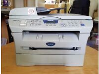 BROTHER MFC-7420 USB ALL IN ONE Mono Laser Printer Scanner FAX (FOR SPARES OR REPAIR)