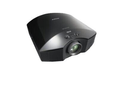 SONY VPL-HW10 1080P FULL HD 1920X1080 HOME THEATER PROJECTOR, WORKS GREAT!!