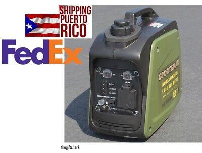 "Portable Power Generator Sportsman 1000 Watt Inverter Gas Powered Travel ""New"""