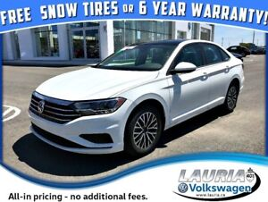 2019 Volkswagen Jetta 1.4 TSI Highline *DEMO - FREE SNOW TIRES*
