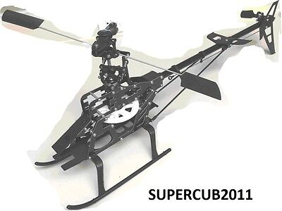 450 Helicopter Kit Fiber Fraternity Kit ( suitable for 3D 6 CH )