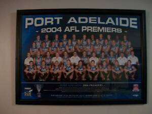 Port Adelaide Power Premiership Team Picture Salisbury North Salisbury Area Preview