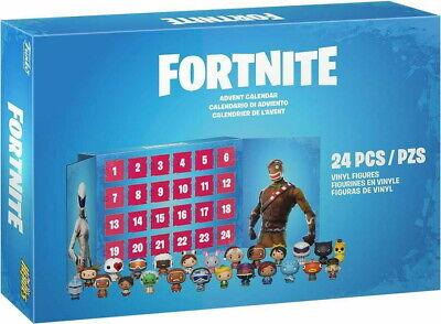 Pint Size Heroes Funko Calendario Adviento: Fortnite: 24 piezas coleccionables