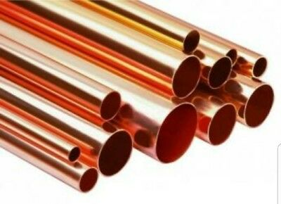 3 Copper Pipe 4.49by The Inch - Copper Pipe Type L