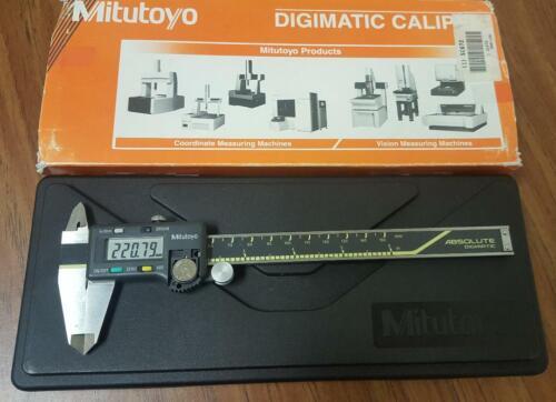 "Mitutoyo 500-196-30 0-6"" Digimatic Digital Caliper"