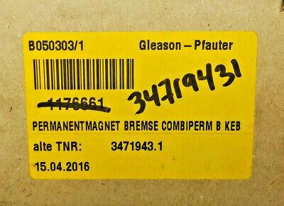 New Gleason Pfauter 3471943.1 Factory Seal